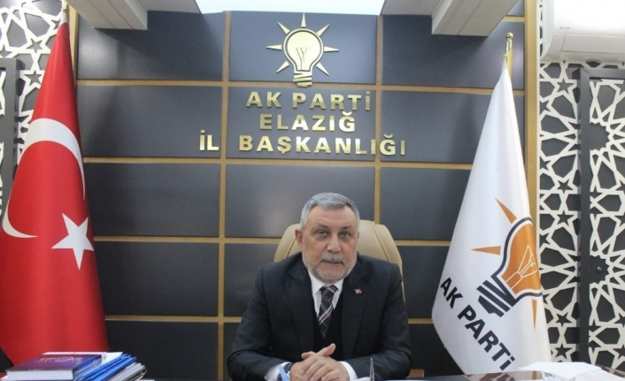 """AK Partili Yıldırım:""""Buraya malzeme toplamaya geliyorlar, birde çok ciddi siyasi gaflar yapıyorlar"""""""