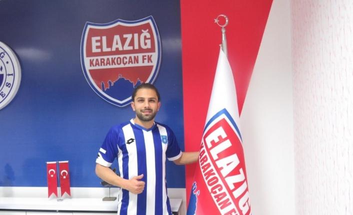 Elazığ Karakoçan FK, Ahmet Can Arık'ı kadrosuna kattı