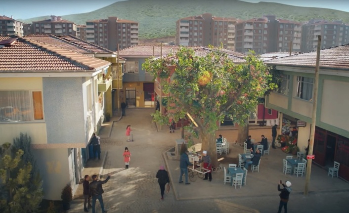 TOKİ Elazığ'da Tanıtım Filmi Çekti