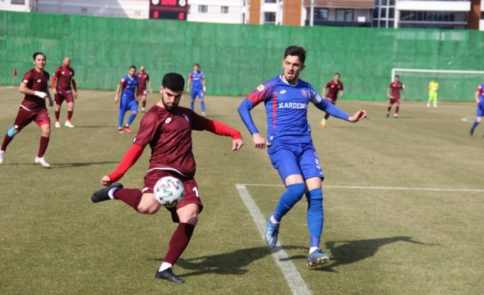 2. Lig: Elazığspor: 0 - Karabükspor: 2