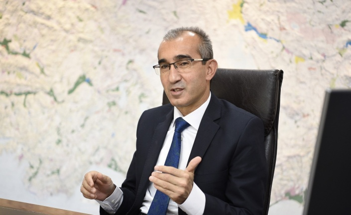"""DSİ Genel Müdürü Yıldız,""""Palu ve Kovancılar'ın 2050 yılına kadar olan içme ve kullanma suyu ihtiyacı karşılanacak"""""""