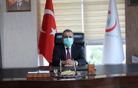 """İl Sağlık Müdürü Polat,""""Sırası gelenin aşıya gerekli duyarlılığı göstermesini istiyoruz"""""""
