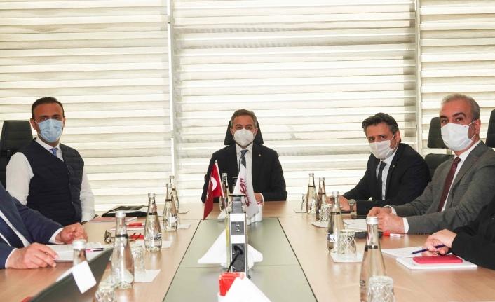 """Elazığ TSO Başkanı  Aslan:""""Önceliğimiz  şehre ve üyelerimize değer katmaktır"""""""