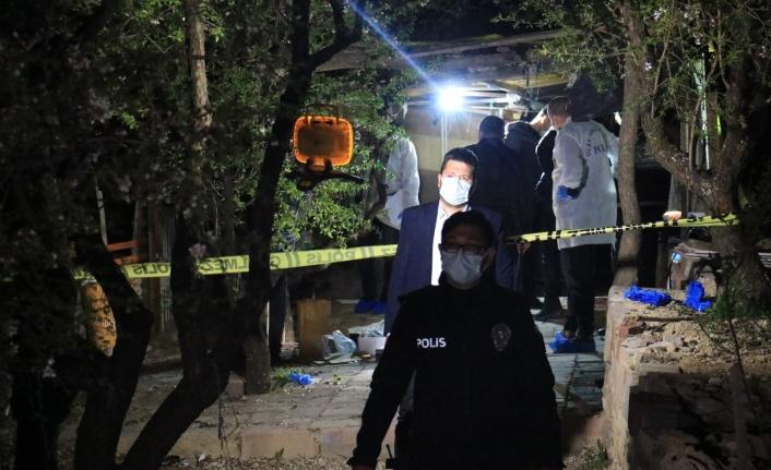 Elazığ'da vahşet! Genç kadın barakada sevgilisi tarafından öldürüldü