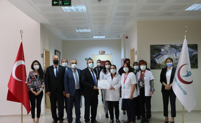 """İl Sağlık Müdürü Polat:""""Dünya da her 6 ölümden biri, ülkemizde ise her 5 ölümden biri kanser nedeniyle"""""""