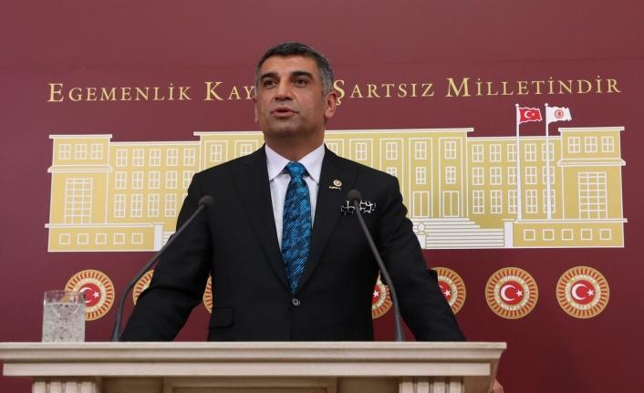 """Milletvekili Erol, önerisini yeniledi:""""Şehit Osman paşamızın adı Elazığ Havalimanına verilsin"""""""