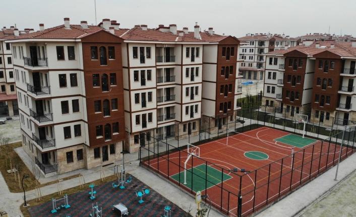 Yarım asırlık evlerden yeni konutlara Elazığ'da dönüşüm sürüyor
