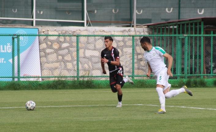 2. Lig: Elazığspor: 5 - Sivas Belediyespor: 7