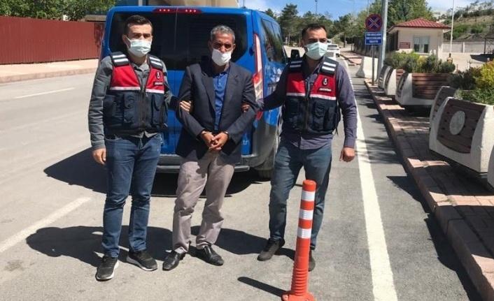 Elazığ'da çalınan hayvanların şüphelisi, Şanlıurfa'da yakalandı