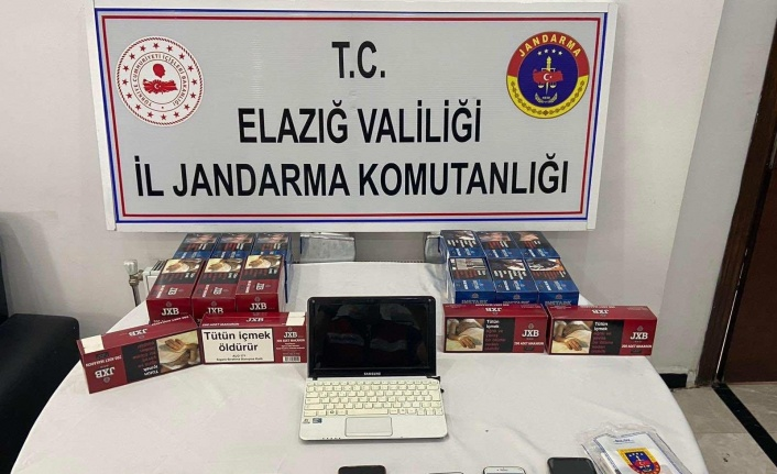 Elazığ'da yasa dışı bahis operasyonu: 4 gözaltı