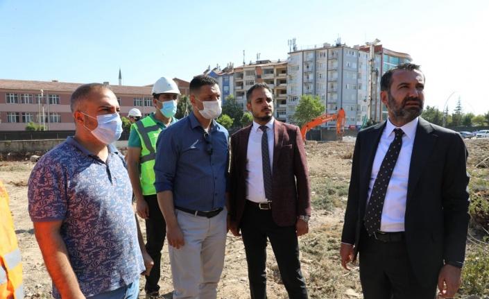 """Elazığ Belediye Başkanı Şerifoğulları: """"Gece gündüz durmadan, yorulmadan çalışmaya devam ediyoruz"""""""