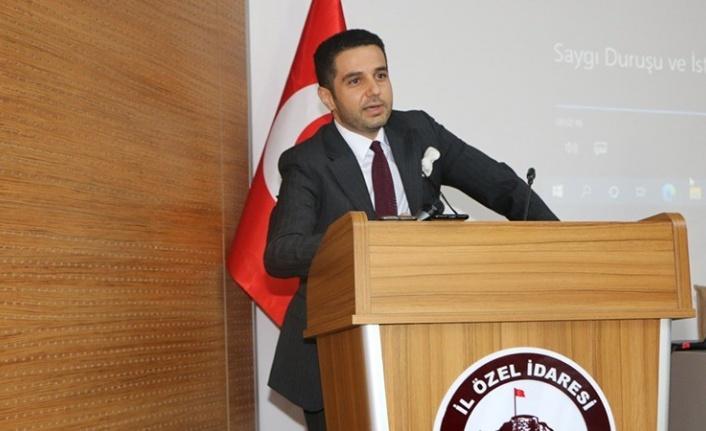 Elazığ İl Özel İdarespor'da Ahmet Doğuş Cantürk başkanlığa seçildi