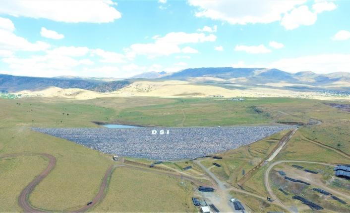 Elazığ'da  11 bin 870 dekar tarım alanı su ile buluşacak