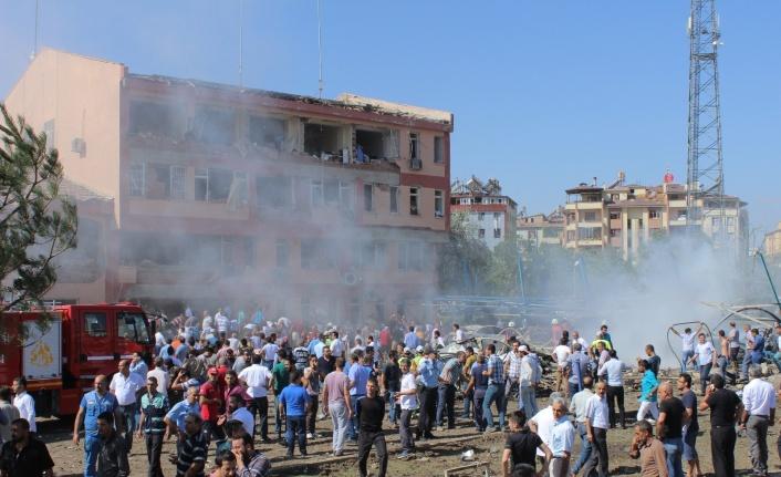Elazığ'da Emniyet Müdürlüğü patlamasında karar: 6 sanığa ağırlaştırılmış müebbet hapis cezası