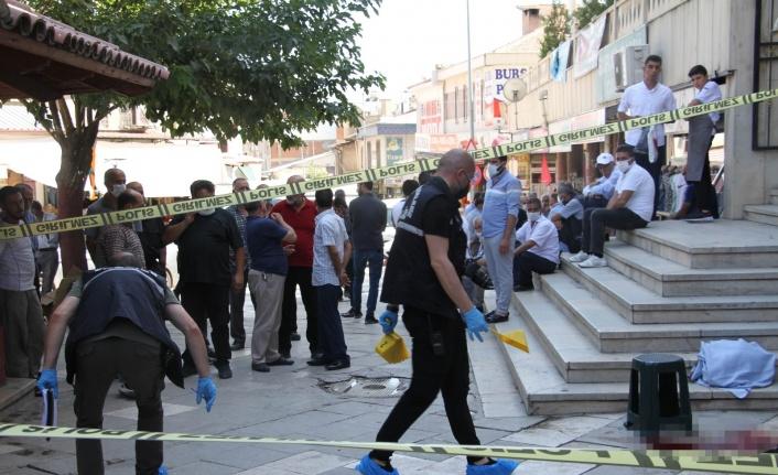 Elazığ'da silahlı kavga: 1 yaralı