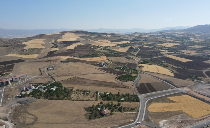 TOKİ'nin Elazığ'da konut ve ticari alan için yatırımlık 136 arsası yarın satışa çıkıyor