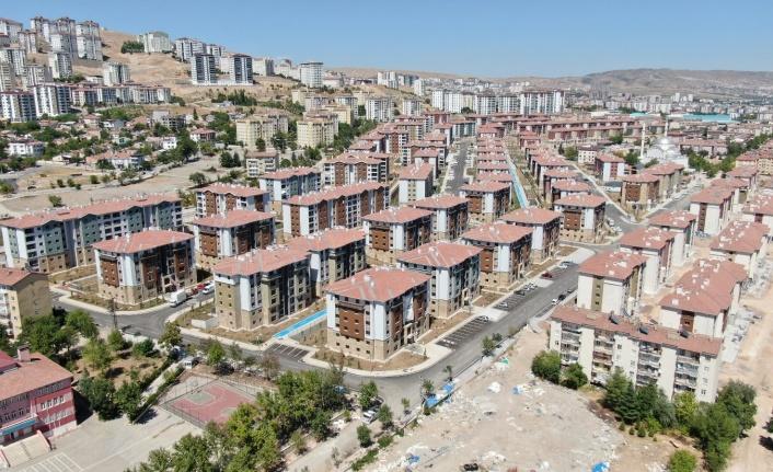 Deprem sonrası Elazığ'da 24 bin 83 konut inşa edildi
