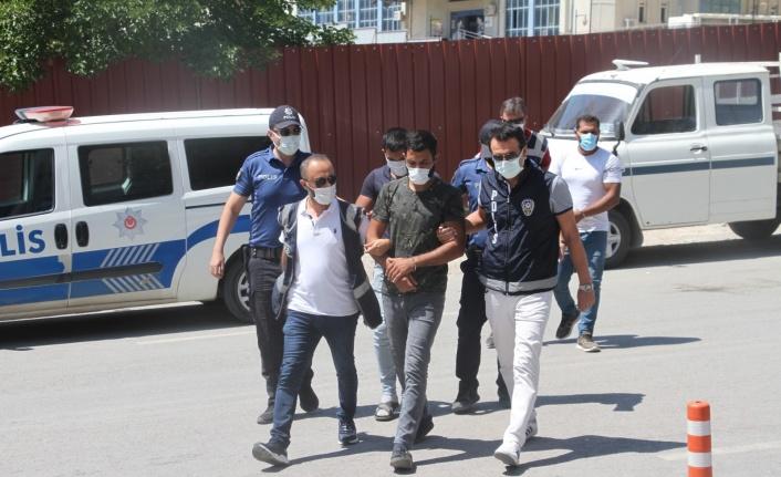 Elazığ'da polis ekipleri hırsızlara göz açtırmıyor: 7 şüpheli yakalandı