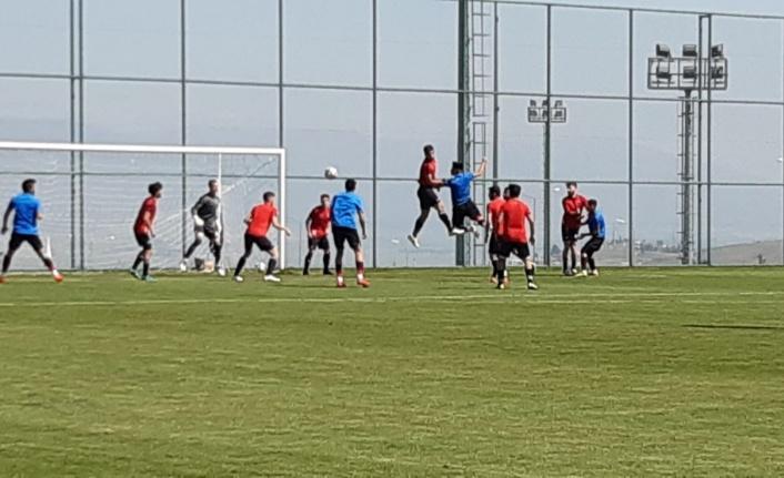 Hazırlık Maçı: 24 Erzincanspor: 1 - Elazığspor: 0