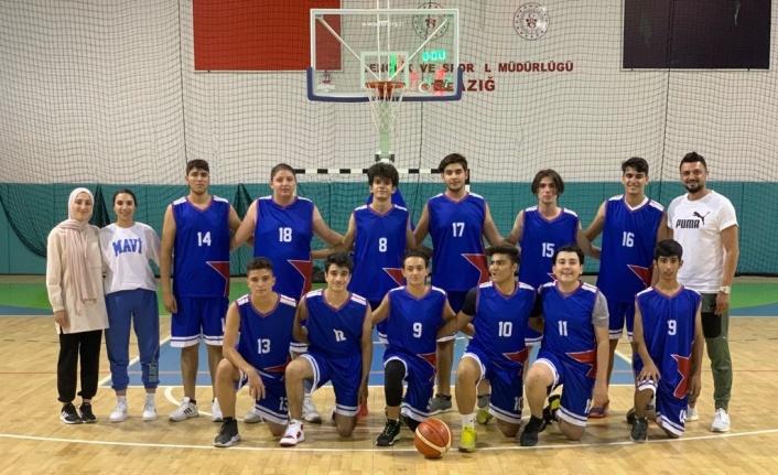 U-16 Basketbol Yaz Ligi'nde şampiyon EBUAŞ