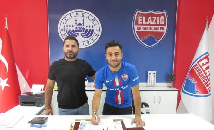 Elazığ Karakoçan FK'dan iki transfer daha
