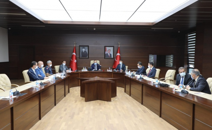 Elazığ'da 9 bin 100 kişilik yurtlarda 8 bin 500 kişi barınıyor