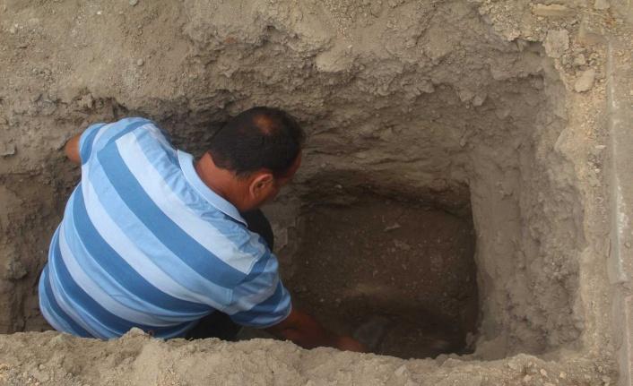 Elazığ'da kentsel dönüşüm kazısında Osmanlı dönemine ait tarihi kilise bulundu