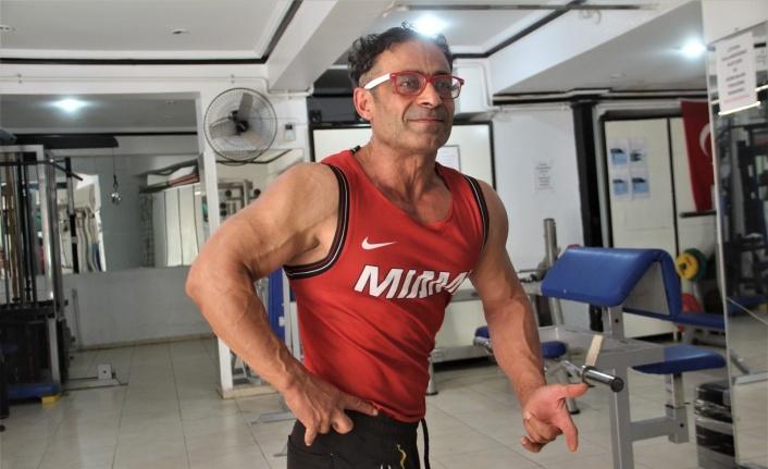 İki kez Türkiye şampiyonu oldu, gözünü dünya şampiyonluğuna çevirdi