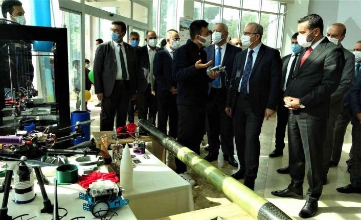 Elazığ'da 3 gün sürecek 'Bilim Şenliği' startı verildi