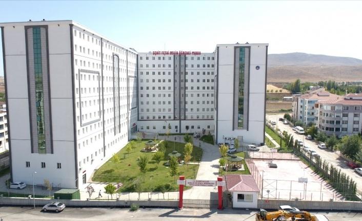 Elazığ'da 9 bin 97 kişilik yurtlarda 5 bin 828 öğrenci barınıyor