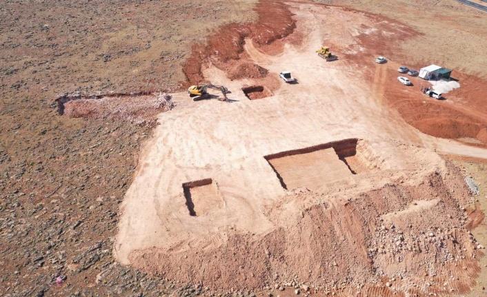 Elazığ'da atık getirme merkezi inşaatı çalışmalarına başlandı