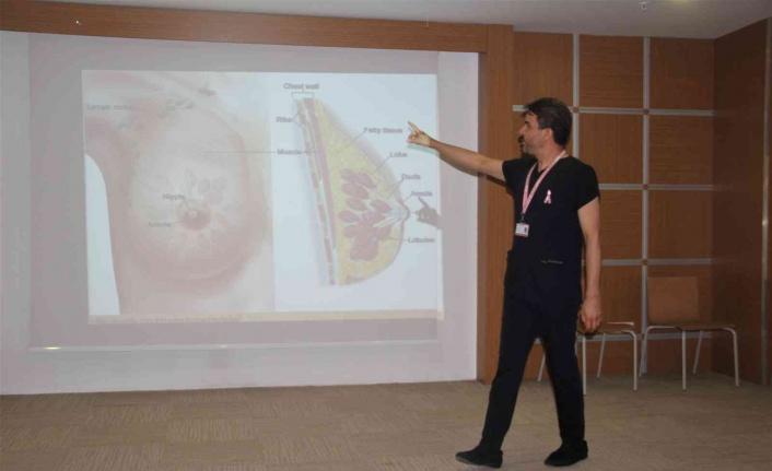Elazığ'da kadınlara yönelik 'Meme Kanseri Bilinçlendirme Programı'