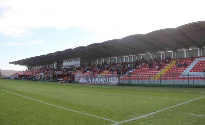 Elazığspor, sezonun en düşük seyircisi sayısıyla oynadı