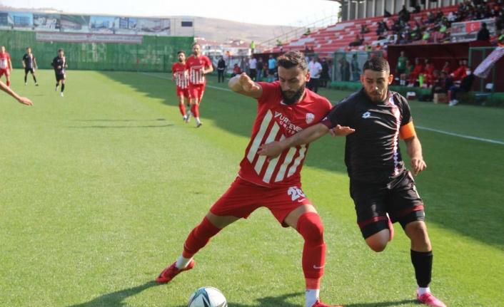TFF 3. Lig: Elazığspor: 2 - Karaman Belediyespor: 0