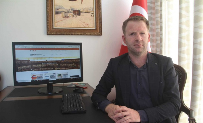 Türkiye'nin ilk milli ve yerli interaktif online öğrenme platformunu kurdu