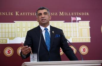 Milletvekili Erol'dan Vali Yırık'a Devlet Adamlığı Hatırlatması