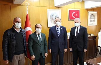 Fırat Üniversitesi İle İşkur İl Müdürlüğü Arasında Protokol İmzalandı