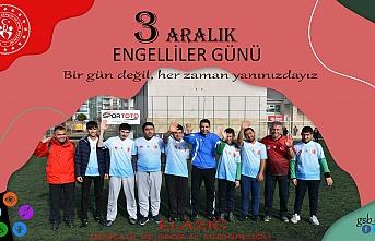 """Gençlik Spor İl Müdürü Abdulsamet Eren'den """" 3 Aralık Dünya Engelliler Günü """" Mesajı"""