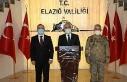Bakan Yardımcısı Ersoy ve Jandarma Komutanı Çetin...