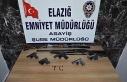 Elazığ'da aranan 93 şahıs yakalandı 27'si...