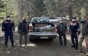 Kaçak avcılar yakalandı, araçta bulunan keklikler...