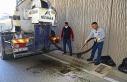 Elazığ'da menfez ve mazgallar temizleniyor
