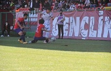 TFF 3. Lig: Elazığspor: 1 - Kahta 02 Spor: 0