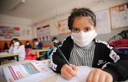 Deprem ve pandeminin etkilediği Elazığ'ın köy okullarında ilk ders heyecanı