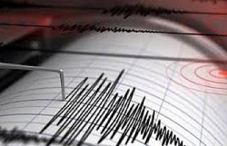 Bingöl'de 4.2 Büyüklüğünde Deprem