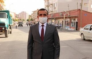 Elazığlı kaymakam İzmir'de görevlendirildi