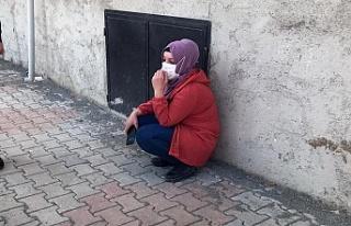 İntihara teşebbüs eden kadını çocukları gözyaşları...