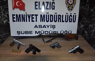 Çeşitli Suçlardan Aranan 38 Kişi Tutuklandı