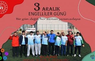 Gençlik Spor İl Müdürü Abdulsamet Eren'den...