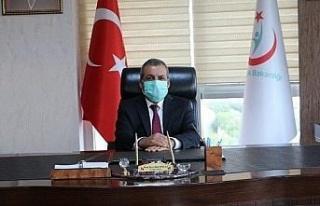 """Elazığ Sağlık Müdürü Polat,""""Aşı uygulaması..."""